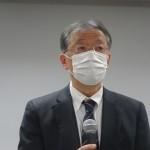 松村代表幹事